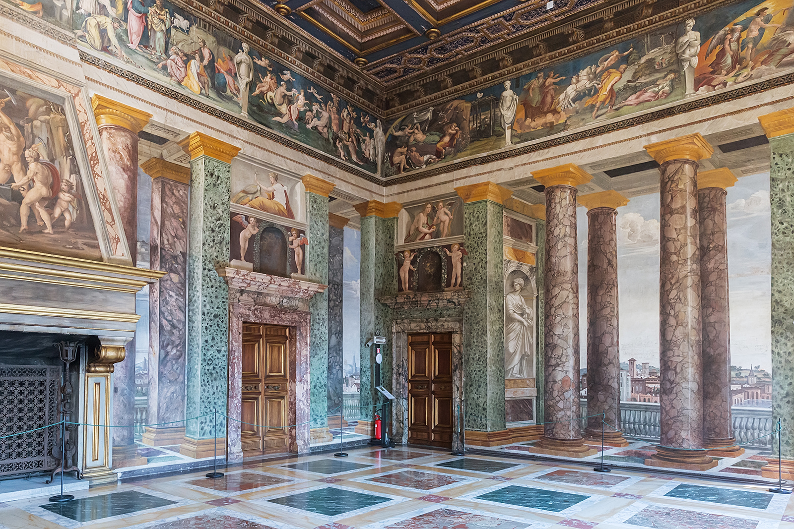 sejarah desain italia