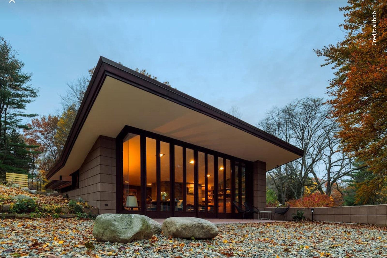 the eppstein house karya arsitek frank lloyd wright