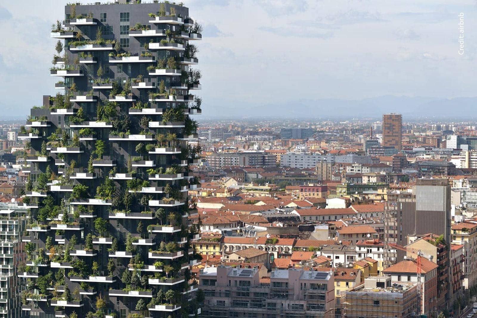vertical forest karya arsitek stefano boeri