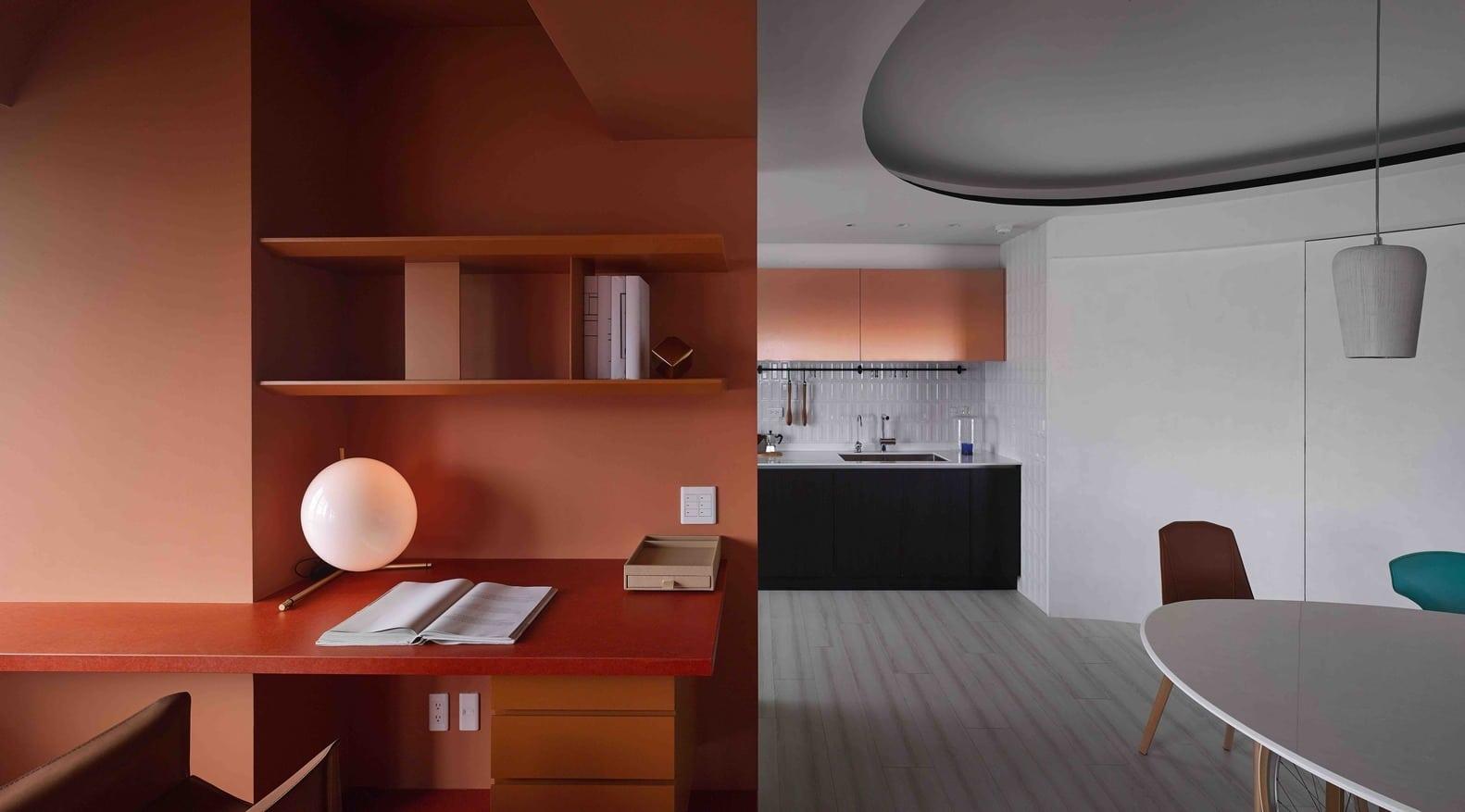 desain ruangan open space