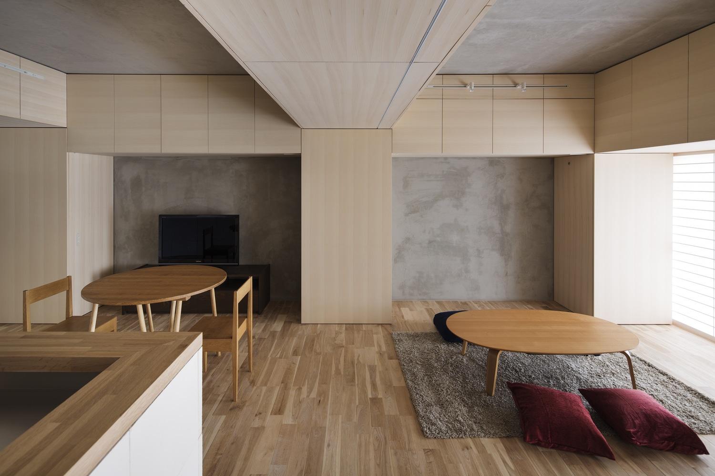 desain interior open space