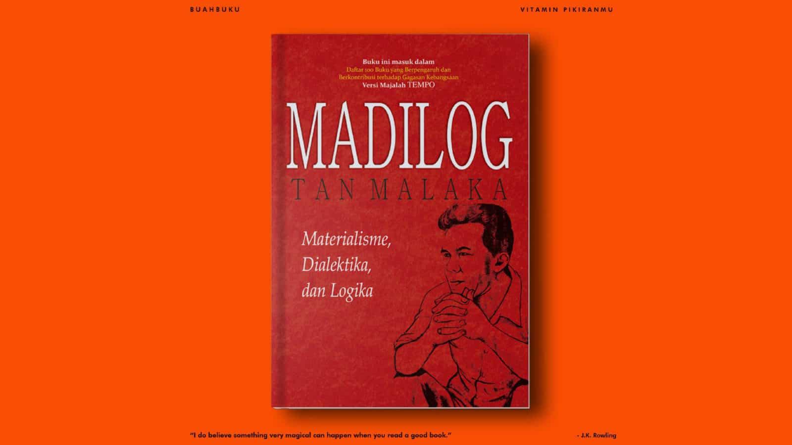 Buku Tan Malaka Madilog