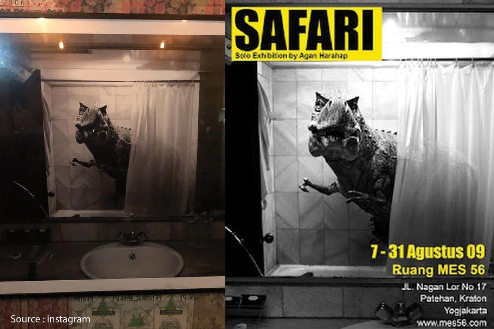 agan harahap safari