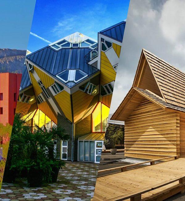 menginap di karya arsitek terkenal