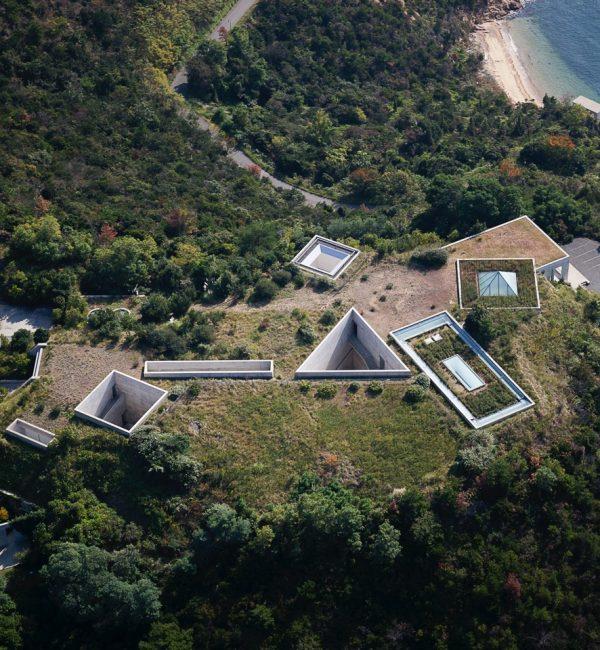Arsitektur Museum Chichu